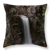Christine Falls Serenity Throw Pillow