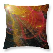 Christmas Bells 2 Throw Pillow