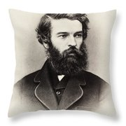 Christopher Pearse Cranch Throw Pillow