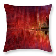 Chromosome 13 Throw Pillow
