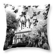 Church In Dublin Throw Pillow