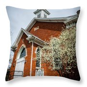 Church Series 1 Throw Pillow