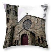 Church Series - 2 Throw Pillow