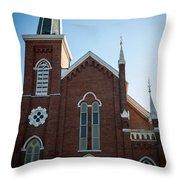 Church Series - 3 Throw Pillow