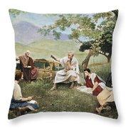 Cicero (106-43 B.c.) Throw Pillow
