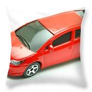 Citroen C4 Model Car Throw Pillow
