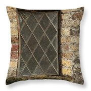 City 0012 Throw Pillow