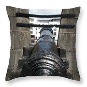 City 0020 Throw Pillow