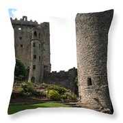 City 0023 Throw Pillow