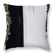 City 0029 Throw Pillow