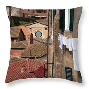 City 0036 Throw Pillow