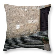 City 0042 Throw Pillow