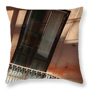 City 0045 Throw Pillow