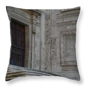 City 0049 Throw Pillow