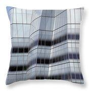 City 0051 Throw Pillow
