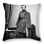 Civil War: Paymaster Throw Pillow