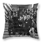 Civil War: War Department Throw Pillow