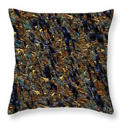 Clara-code 1. Throw Pillow