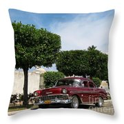 Classic One Throw Pillow