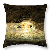 Classic T Tauri Star Throw Pillow