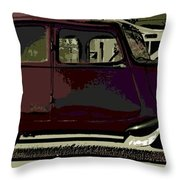 Classical French Throw Pillow