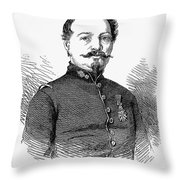 Claude Etienne Minie Throw Pillow