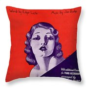 Cling To Me Throw Pillow