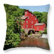 Clinton Mill IIi Throw Pillow