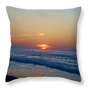 Cloud Hugger Throw Pillow