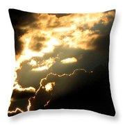 Cloud Nine 12 Throw Pillow