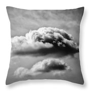 Cloudscapes Series 2 #35 Throw Pillow