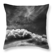 Cloudscapes Series 2 #37 Throw Pillow