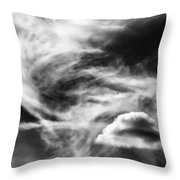 Cloudscapes Series 2 #40 Throw Pillow