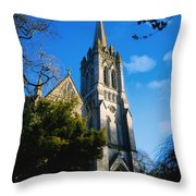 Co Carlow, Myshall Church Dedicated To Throw Pillow