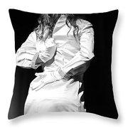 Coax Throw Pillow