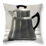 Coffee Pot, 1935 Throw Pillow