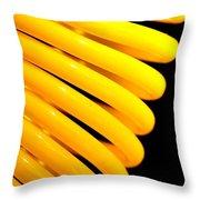 Coiled Throw Pillow
