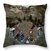 Collective  Throw Pillow