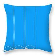 Collin Wright Quote Poster Throw Pillow