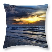 Color Of Light V2 Throw Pillow