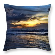 Color Of Light V3 Throw Pillow