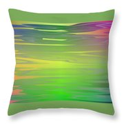 Color Play Throw Pillow