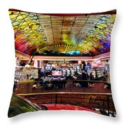 Colorado Casino Throw Pillow