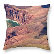 Colorado River Iv Throw Pillow