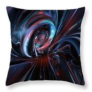 Colorfast Remaster Fx  Throw Pillow