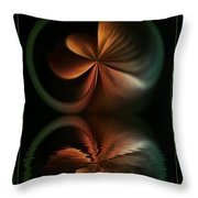 Colorful Fantasy Throw Pillow