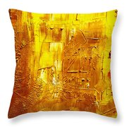 Colorz 7 Throw Pillow