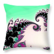 Come And Dance With Me Throw Pillow