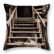 Come Relax Throw Pillow