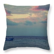 Come With Me My Love Throw Pillow